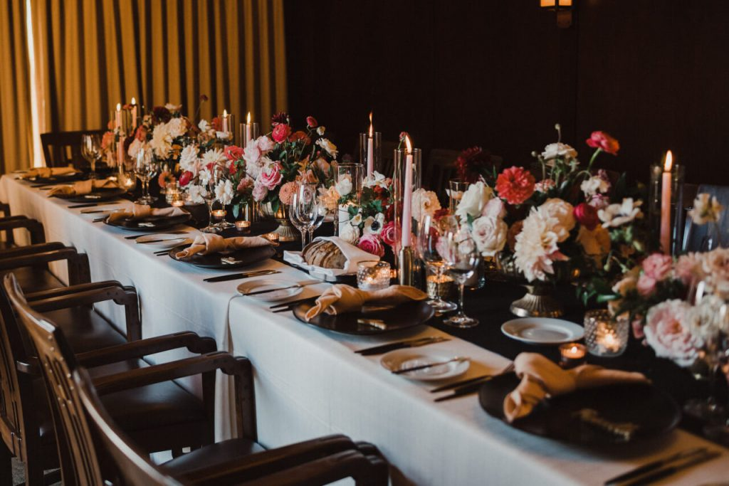 intimate wedding inspo